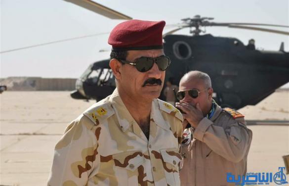 انطلاق عملية عسكرية في صحراء الناصرية بحثا عن تجار السلاح والمخدرات