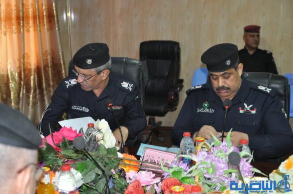 عمليات الرافدين تعلن عن خطة امنية لزيارة الاربعين بمشاركة 55 الف منتسب - تقرير مصور -