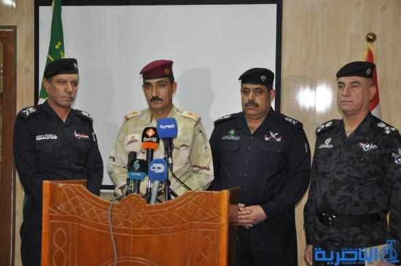 اعتقال ثلاثة متهمين بتفجيرات فدك غربي الناصرية