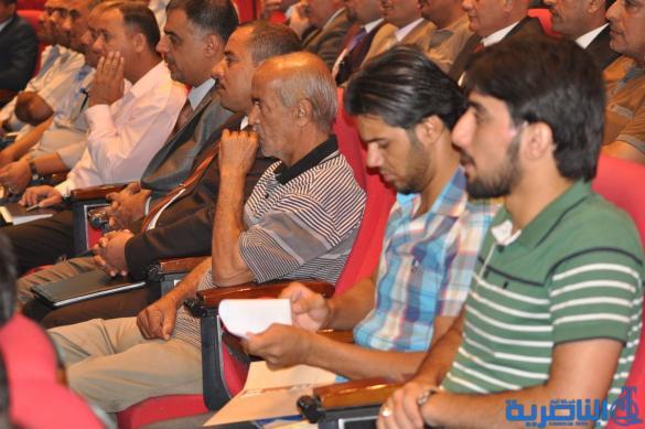 انطلاق فعاليات المؤتمر الاستثماري الايطالي في محافظة ذي قار - تقرير مصور -