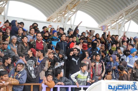 الناصرية يهزم السماوة بهدفين لصفر في دوري الدرجة الاولى لكرة القدم - تقرير مصور -