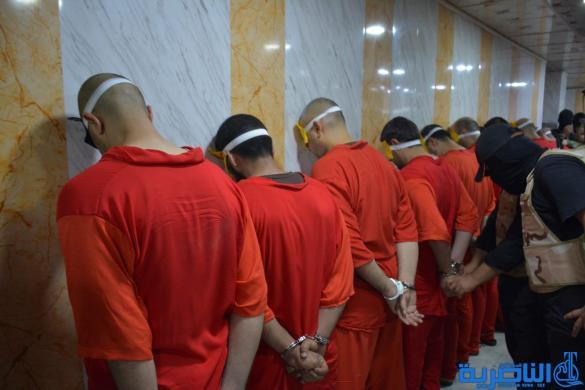وزير العدل في الناصرية للاشراف على تنفيذ احكام جديدة بالاعدام