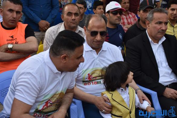 ماراثون اور السنوي شهد مشاركة اكثر من 1500 عداء - تقرير مصور -