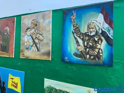 ذي قار :منتدى الثقافة والفنون يقيم مهرجانه السنوي بمشاركة 80 عملا فنيا