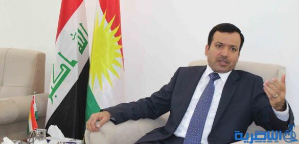 رئيس برلمان كردستان يدعو البارزاني إلى تقديم استقالته