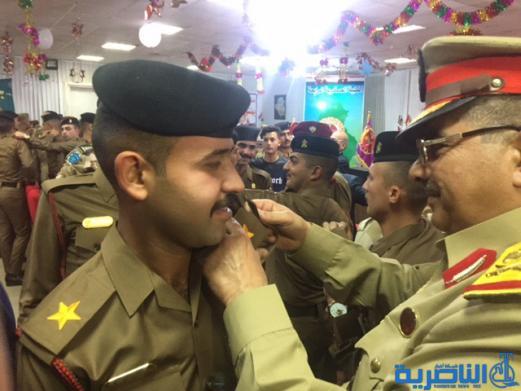الكلية العسكرية الرابعة في ذي قار تحتفي بتخرج دفعة جديدة من الضباط - تقرير مصور-