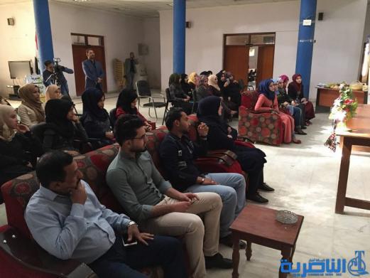 اليونسيف ترعى ورشا تدريبية للعشرات من العاطلين في ذي قار - تقرير مصور -