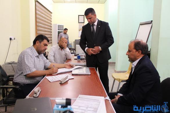 الناصري يحث المواطنين لتحديث بياناتهم الانتخابية ويؤكد فتح 44 مركز تسجيل في ذي قار