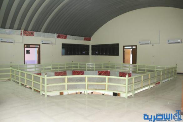 محافظ ذي قار يفتتح المكتبة المركزية في الشطرة بكلفة 600 مليون دينار – تقرير مصور -
