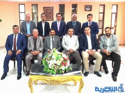 الهيئة الإدارية لجمعية أبناء الناصرية تنتخب رئيسا لها