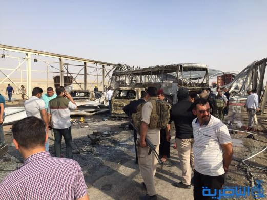 كيف وصلوا؟صحيفة العراق : داعش الارهابي يشرح بالتفصيل كيفية الهجوم على مطعمي اسيا وفدك والمسيب