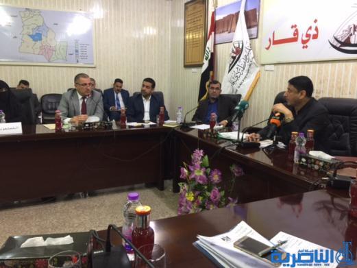 مجلس ذي قار يستجوب مدير صحة المحافظة -تقرير مصور-