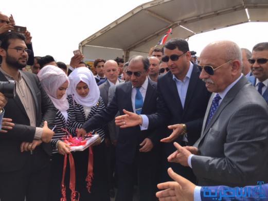 وزير النقل .. خطوتنا المقبلة فتح خط جوي بين الناصرية ومشهد
