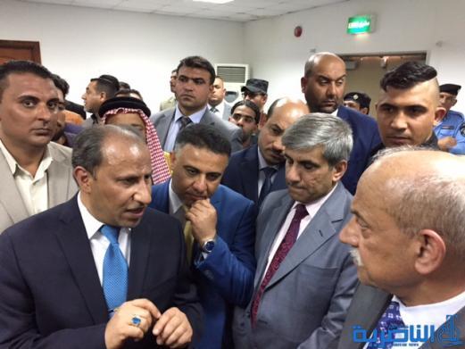 محافظ ذي قار .. مطار الناصرية سيدار بالاستثمار ، ووارداته لخزينة المحافظة