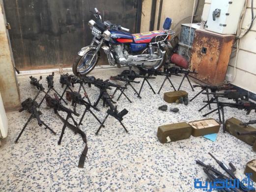 بعد اشتباك مسلح دام ساعة ،  ذي قار تعتقل مجموعة مسلحة قادمة من سورية