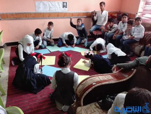 اليونسيف تنظم احتفالا باليوم العالمي للطفل في الناصرية - تقرير مصور -