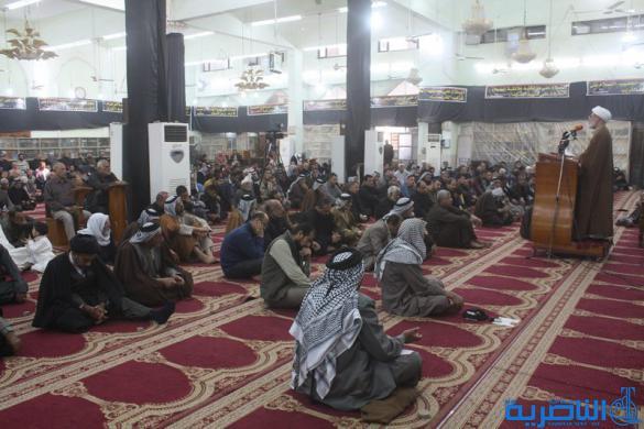 صلاة الجمعة في مدينة الناصرية - تقرير  مصور -