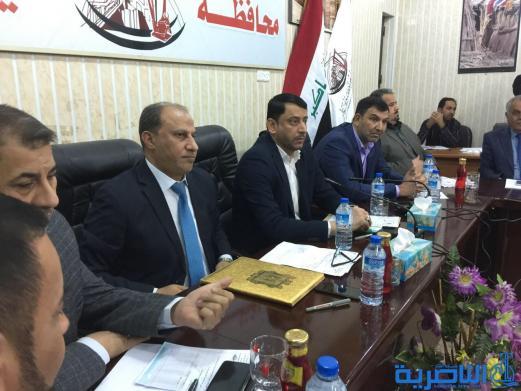 حميد الغزي:محافظ ذي قار تكفل بمتابعة الدعاوى القضائية ضد متظاهري الخصخصة
