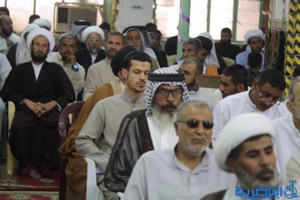 مدرسة العلوم الدينية في الناصرية تعقد ملتقاها الـ19 للخطباء - تقرير مصور -