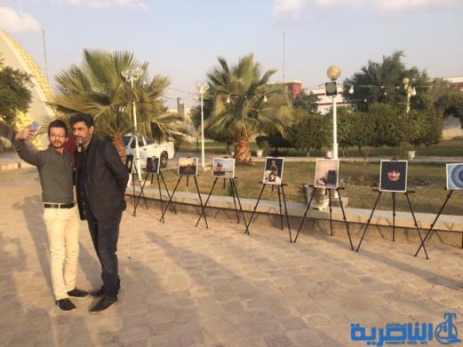 بالصور:منتدى فن الفوتغراف في الناصرية يقيم معرضه السنوي الخامس