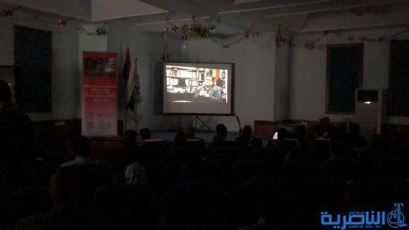 ذي قار :يونامي تنظم مهرجانا للافلام القصيرة حول حقوق الاقليات في العراق - تقرير مصور -