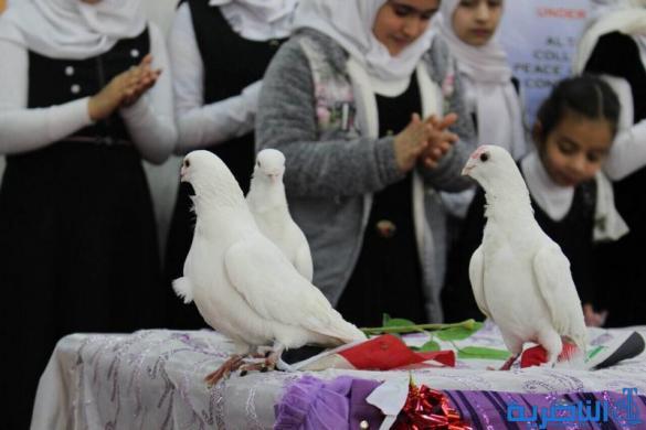 اليونسيف ترعى مهرجانا فنيا للطفولة في جامعة ذي قار - تقرير مصور -