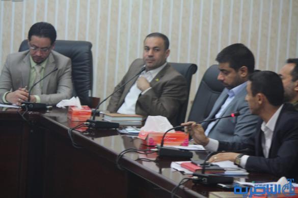 مجلس ذي قار يشكل لجنة بصلاحيات واسعة لحل ازمة شح المياه في سيد دخيل