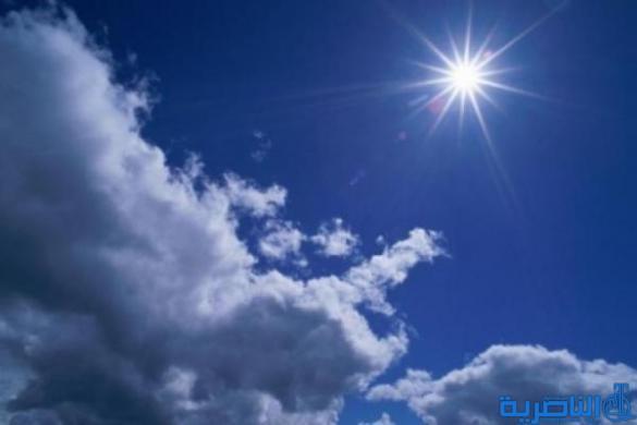 ذي قار تسجل انخفاضا في درجات الحرارة حتى نهاية الاسبوع