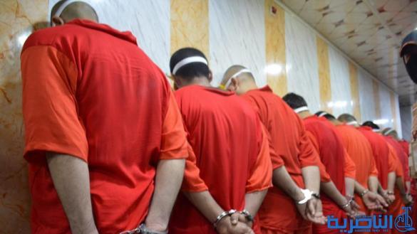 سجن الناصرية ينفذ حكم الاعدام بـ 38 مدانا بالارهاب