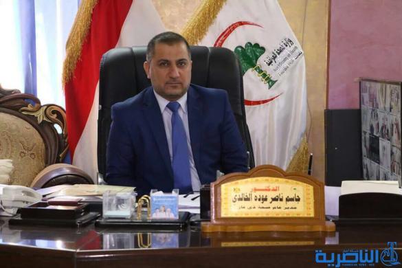بغداد تطلق منحة مالية ثانية من 500 مليون دينار لمركز الناصرية للقلب