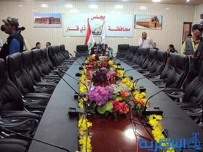 مجلس ذي قار يخفق بعقد اجتماعه الدوري لعدم اكتمال النصاب