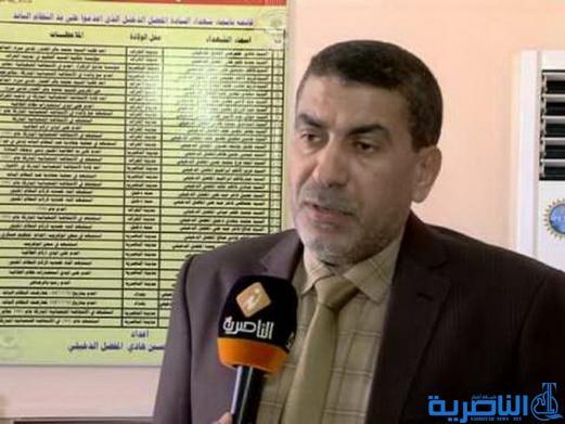 بغداد توافق على عرض نصب الشهداء في الجبايش للاستثمار بعد اكمال نواقصه