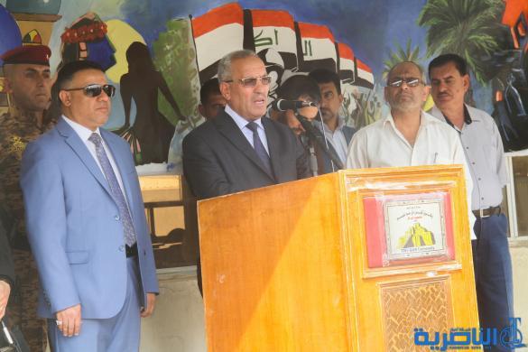 كلية الاعلام بجامعة ذي قار تنظم وقفة تضامنية دعما لمعركة تحرير الموصل