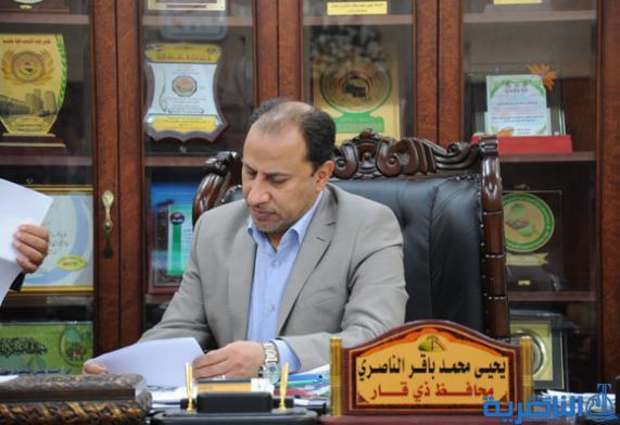 الناصري يبدي ترحيبه بفتح تحقيق في المشاريع الوزارية المتلكئة في ذي قار