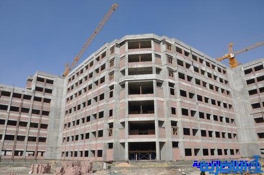 الناصرية : العمل بالمستشفى التركي يتلكأ من جديد ،ومطالب بمقاضاة الشركة المنفذة