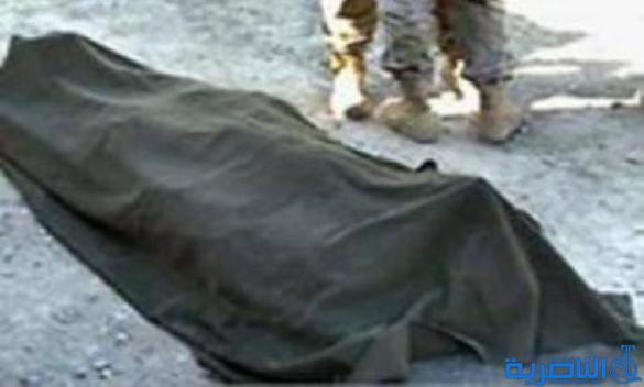 الناصرية : العثور على جثة رجل عليها اثار اطلاقات نارية قرب نهر المالح