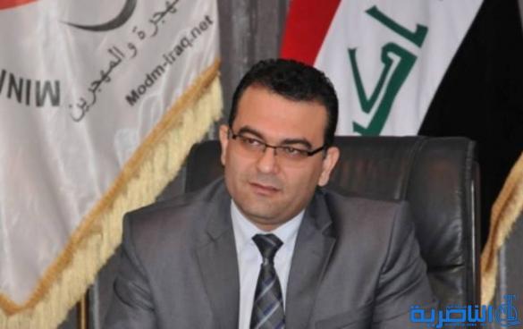 وزير الهجرة يعلن وضع خطط لإعادة نازحي الموصل إلى مناطقهم