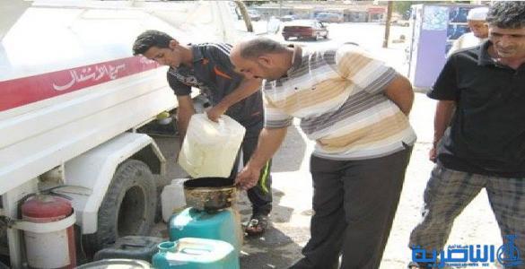 وصول أول وجبة من النفط الأبيض من بغداد إلى السليمانية