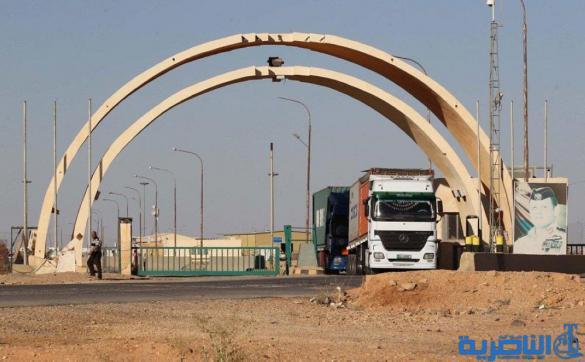 العراق يعفي 540 سلعة اردنية من الرسوم الجمركية