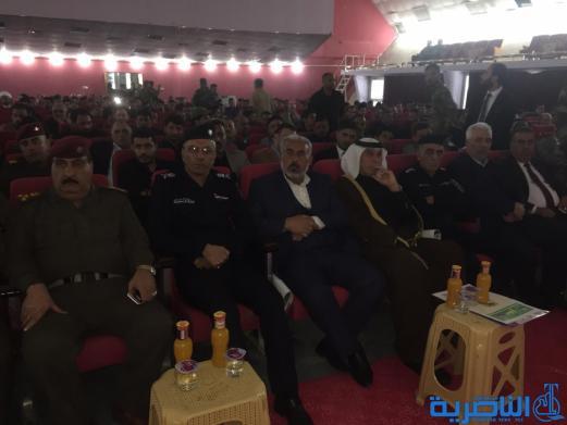 الناصرية تنظم حفلا تابينيا في ذكرى استشهاد الحاج (ابو طه الناصري)