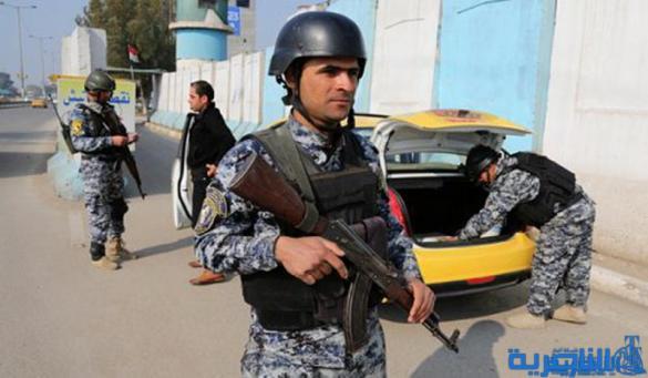 استنفار امني في ذي قار اثر تهديدات بهجمات ارهابية
