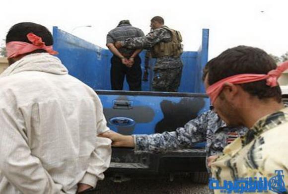 اصابة شرطي واعتقال 16 مطلوبا بعد اشتباك مسلح شمالي ذي قار