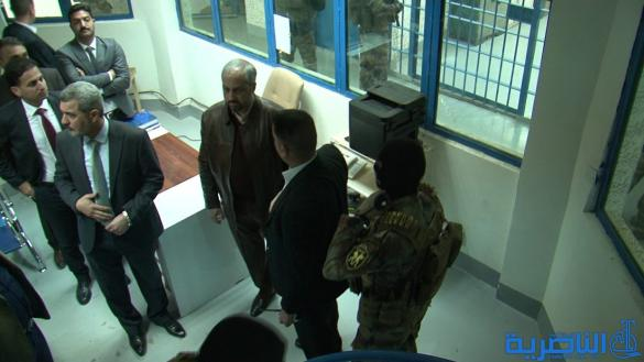 وزير العدل يكشف عن تشكيل لجان خاصة لتسريع تنفيذ احكام الاعدام - تقرير مصور -