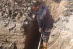 مركز ماء الناصرية : اعمال صيانة الشامية الاولى ليوم الاثنين الموافق 2017/10/23