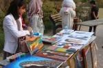 (بازار بوابي) ينظمه سيدات أعمال غرفة التجارة الناصرية ومجموعة من الموهوبات