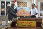 مدير عام نفط ذي قار يودع المدير الإقليمي لشركة بتروناس النفطية في العراق والشرق الأوسط