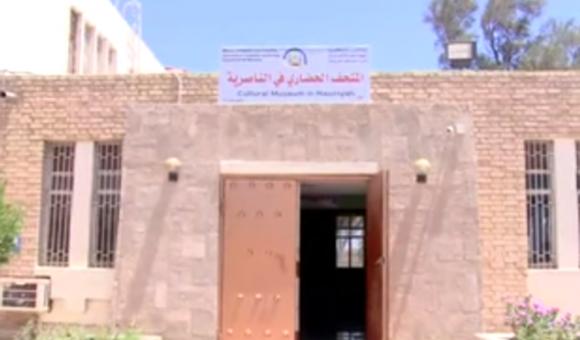 متحف الناصرية صرح حضاري يتألق في سماء الحضارة
