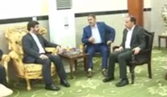 تقرير تلفزيوني:محافظ ذي قار يستقبل القنصل الإيراني في البصرة