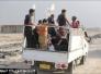 قائد عسكري يعلن منح موافقة مشروطة لأهالي الموصل للمغادرة باتجاه بغداد