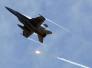 الاعلام الحربي: طائرات F16 تدمر وكراً لمبيت خبراء داعش ومعملاً للتفخيخ بقضاء الحضر